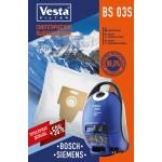 Пылесборники BS03S (синтетические)