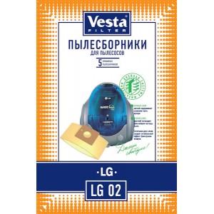 Пылесборники LG02