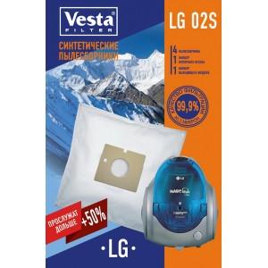 Пылесборники LG02S (синтетические)