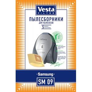 Пылесборники SM09