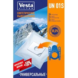 Пылесборники UN01S (синтетические)